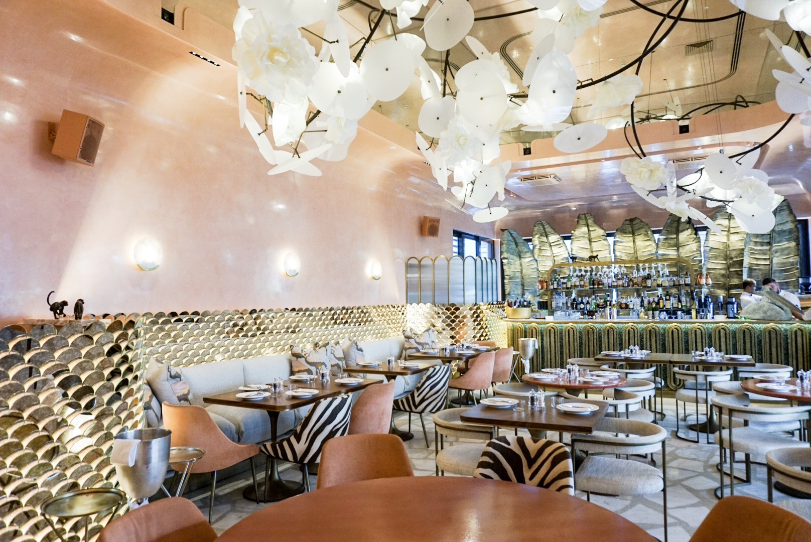The cutest spot in Dubai: Flamingo Room by Tashas
